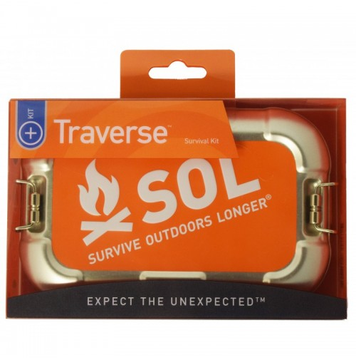 SOL Survive Outdoors Longer TRAVERSE